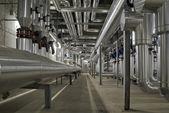 Planta industrial 4 — Fotografia Stock