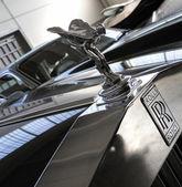 Auto inglesi di lusso — Foto Stock
