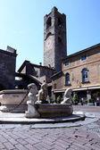 Praça velha — Foto Stock