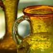 Antique Glass — Stock Photo
