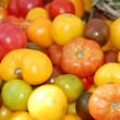 Stock Photo: Heirloom Tomatoes