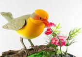 Toy bird — Stock Photo