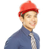 Happy Young Professional — Stock Photo