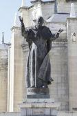 Påven johannes paulus ii — Stockfoto