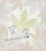 School theme illustration — Stock Photo