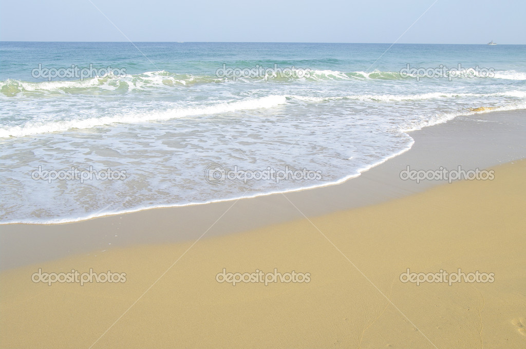 Mediterranean sea  — Stock Photo #11951447