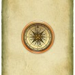 Vintage compass — Stock Photo #11982189