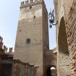 Verona castle - Stock Photo