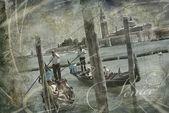 Venice vacation theme illustration — Stock Photo