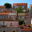 Stock Photo: Old town Hvar Croatia