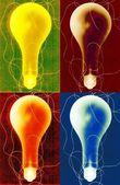 Four New Ideas — Stock Photo