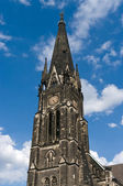 Kirche am Suedstern. Berlin — Stock Photo