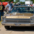 "Стоковое фото: PAAREN IM GLIEN, GERMANY - MAY 26: Cars Plymouth Fury, ""oldtimer show"" in MAFZ, May 26, 2012 in Paaren im Glien, Germany"