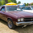 ������, ������: PAAREN IM GLIEN GERMANY MAY 26: Cars Chevrolet Chevelle El Camino The oldtimer show in MAFZ May 26 2012 in Paaren im Glien Germany