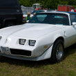 ������, ������: PAAREN IM GLIEN GERMANY MAY 26: Car Pontiac Firebird The oldtimer show in MAFZ May 26 2012 in Paaren im Glien Germany