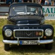 "PAAREN IM GLIEN, GERMANY - MAY 26: Cars Volvo PV544, ""The oldtimer show"" in MAFZ, May 26, 2012 in Paaren im Glien, Germany — Foto Stock"