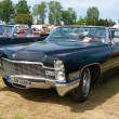 Постер, плакат: PAAREN IM GLIEN GERMANY MAY 26: Cars Cadillac Eldorado Convertible The oldtimer show in MAFZ May 26 2012 in Paaren im Glien Germany
