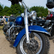 PAAREN IM GLIEN, GERMANY - MAY 26: Motorcycle Harley-Davidson Springer Classic, &amp;quot;The oldtimer show&amp;quot; in MAFZ, May 26, 2012 in Paaren im Glien, Germany - Stock Photo