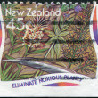 NEW ZEALAND - CIRCA 1995: A stamp printed in New Zealand, is dedicated to Eliminate noxious plants, circa 1995 - Stock Photo