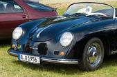 "PAAREN IM GLIEN, GERMANY - MAY 26: Car Porsche 356 Speedstep, ""The oldtimer show"" in MAFZ, May 26, 2012 in Paaren im Glien, Germany — Foto Stock"
