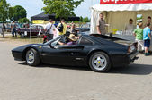 """PAAREN IM GLIEN, GERMANY - MAY 26: The sports car Ferrari 208 GTS, """"The oldtimer show"""" in MAFZ, May 26, 2012 in Paaren im Glien, Germany — Stockfoto"""