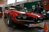 "PAAREN IM GLIEN, GERMANY - MAY 26: Cars Alfa Romeo Montreal, ""The oldtimer show"" in MAFZ, May 26, 2012 in Paaren im Glien, Germany — Stock Photo"
