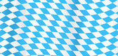 Flag of Bavaria — Stok Vektör