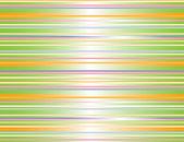 緑の縞模様の背景を抽象化します。ベクトル イラスト — ストックベクタ