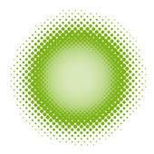 Gefleckte hintergrund. vektor-illustration — Stockvektor