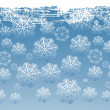 Christmas background design. Vector-Illustration. — Stock Vector