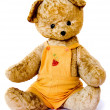 Old Teddy bear — Stock Photo