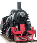 Steam train. — Stock Photo
