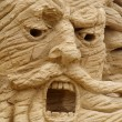 Sand sculpture — Stock Photo #11888614