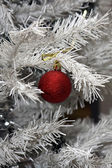 Christmas Ornaments and Decorations — Stock Photo