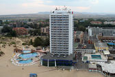 Hotel in Burgas, Bulgaria — Stock Photo
