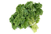 Bunch of Kale — Stock Photo