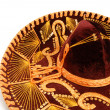 Stock Photo: MexicSombrero Closeup