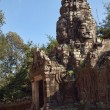Stock Photo: Buddhof Cambodia