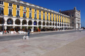 Commerce Square, Lisbon, Portugal — Stock Photo