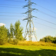 Electric Power Transmission Lines — Stock Photo #11983091
