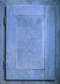 Pequeña puerta de madera — Foto de Stock