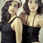 Duo Female. — Stock Photo