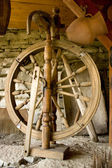 Spinning mill — Stock Photo