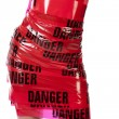 Woman body danger — Stock Photo #12095916