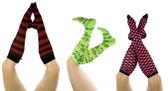 Socks set different positions — Stock Photo