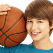 Stock Photo: Young boy