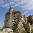 Castle Mirow - Stock Photo