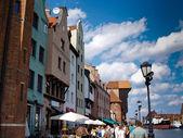 Gdansk, Polonya — Stok fotoğraf