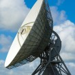 Stock Photo: Giant sattelite dish