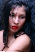 Asian girl — Stockfoto
